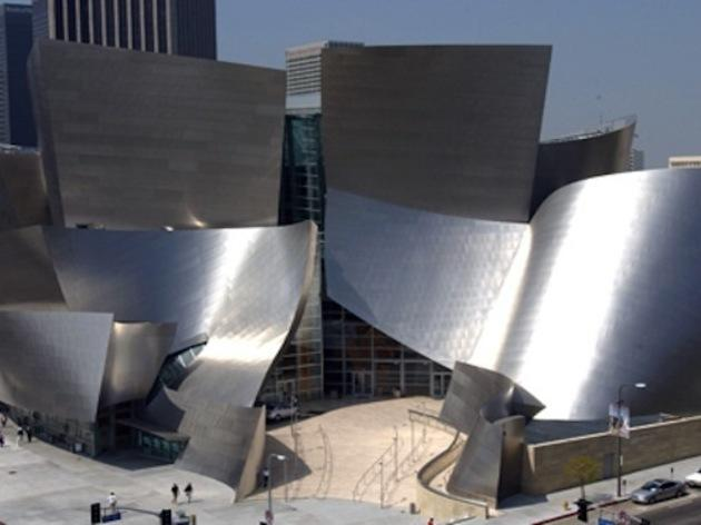 Which Way, L.A.?: Frank Gehry and Walt Disney Concert Hall