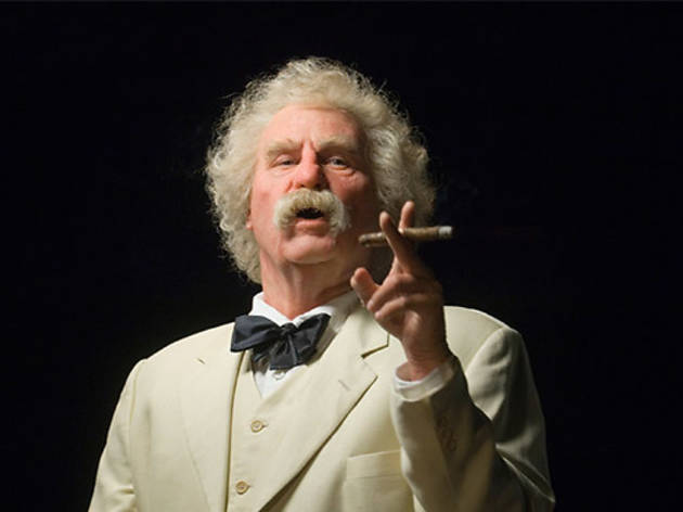 Val Kilmer: Citizen Twain