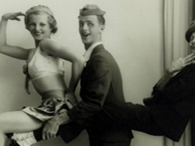 Danny Kaye and Sylvia Fine: Two Kids from Brooklyn exhibit