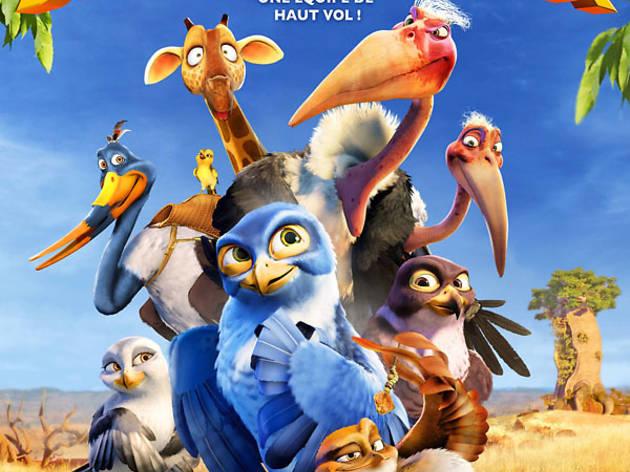Drôles d'oiseaux, 3D