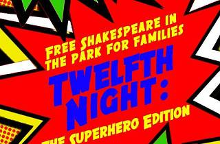 The Actors' Gang Presents Twelfth Night: The Superhero Edition