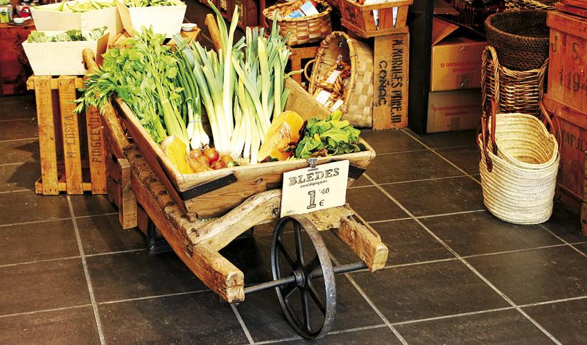 Tiendas de alimentación ecológica