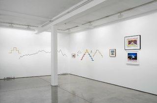 Hamish Fulton (Exhibition view)