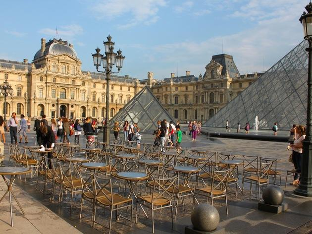 The Louvre (© C. Griffoulières - Time Out Paris)