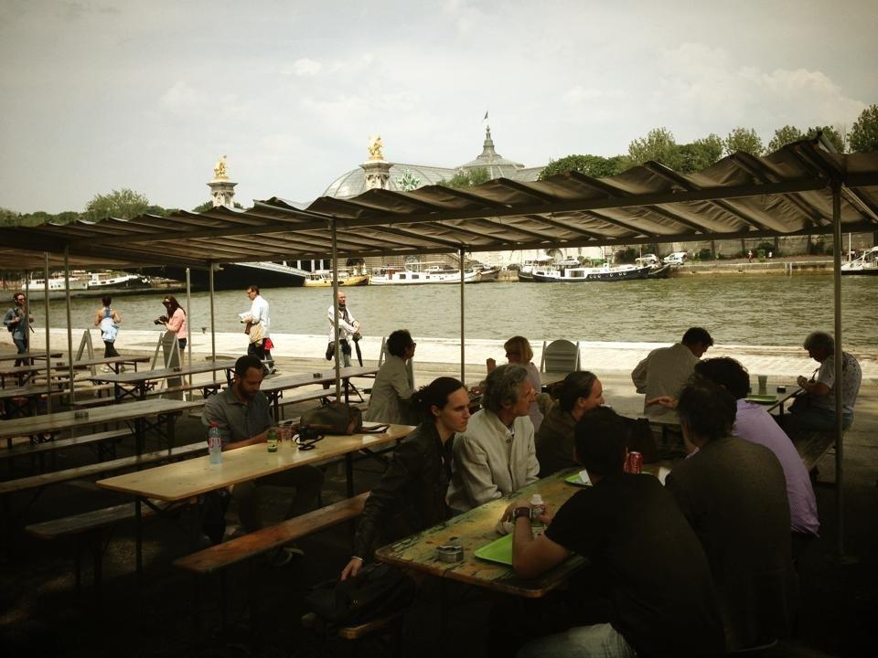 En attendant Rosa - Rosa Sur Seine