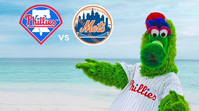 Phillies vs. Mets Viewing Party