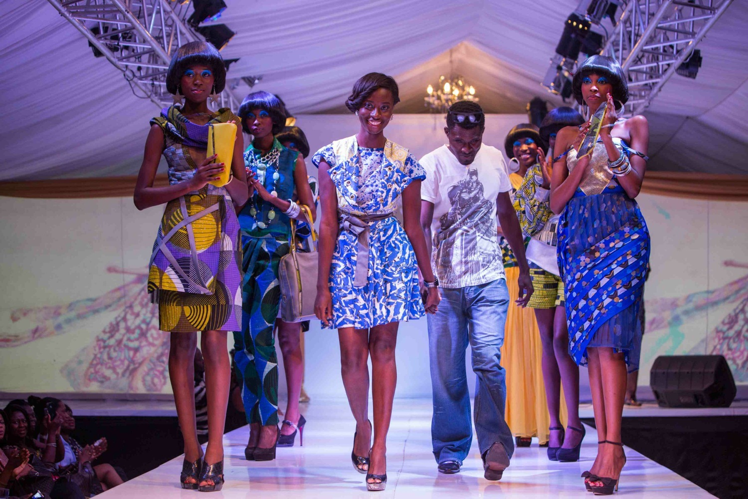 Best for fun fabrics: Vlisco