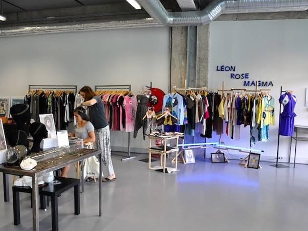 By Modzik x Galerie Simone aux Docks - Cité de la mode et du design