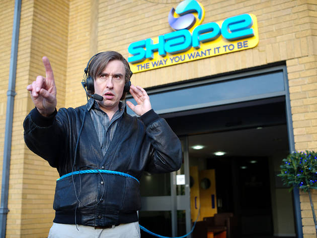 Alan Partridge, Alpha Papa, Steve Coogan
