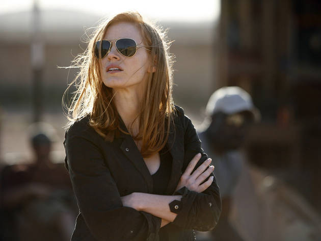 'Zero Dark Thirty' (de Kathryn Bigelow)
