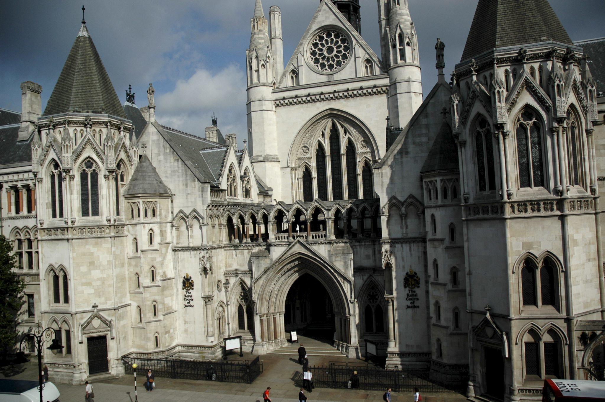 Courts of Law Public Tours