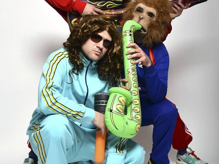 Cassetteboy vs DJ Rubbish review