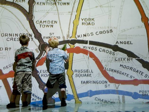 Summer Fun at London Transport Museum