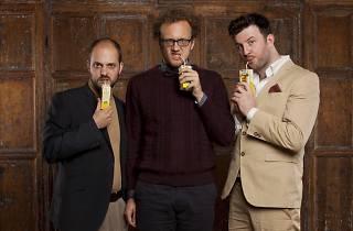 beasts comedy press 2013