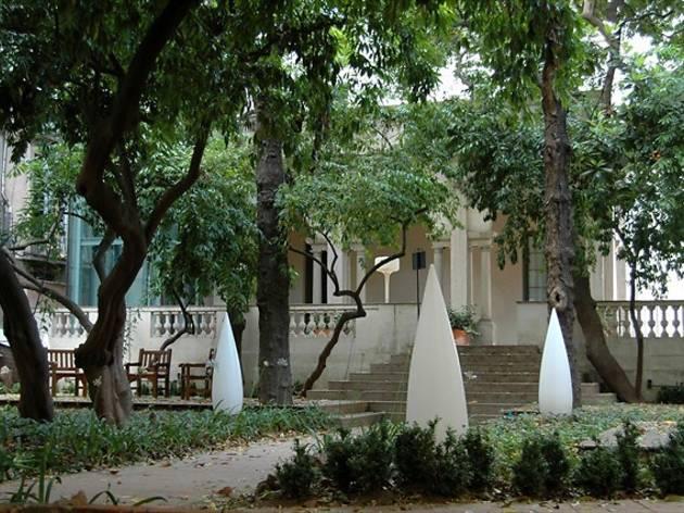 Jardins de Casa Ignacio Puig