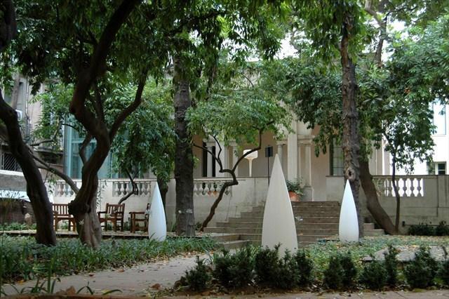 Jardins Romàntics Casa Ignacio Puig