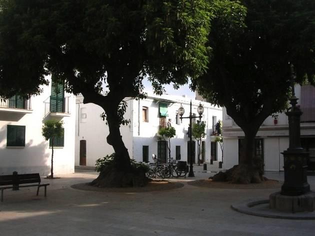Plaça de Prim