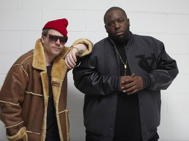 El-P + Killer Mike + Despot + Kool A.D.