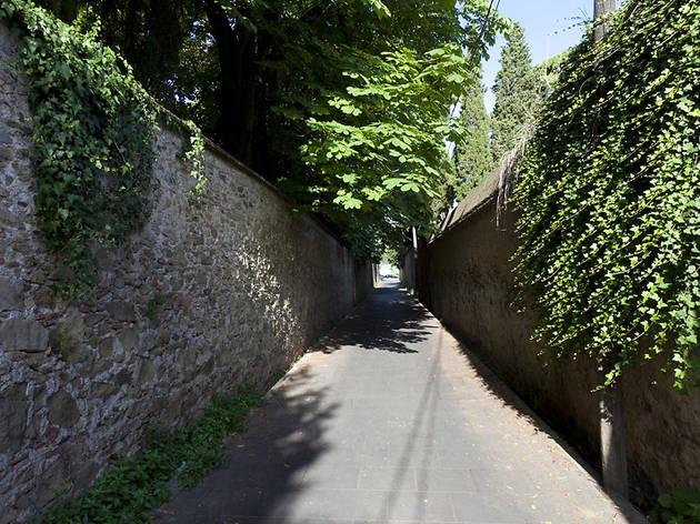 Camí de Sant Genís
