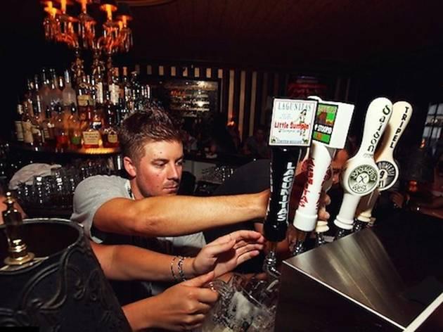 LA Craft Beer Crawl 2012