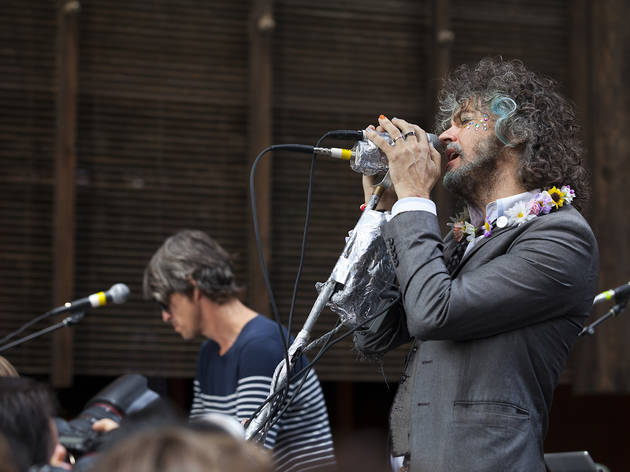 The Flaming Lips at WBR Summer Sessions