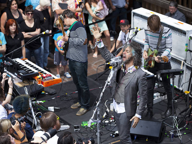 The Flaming Lips at Warner Bros. Records Summer Sessions