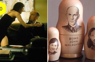 John Malkovich Russian dolls