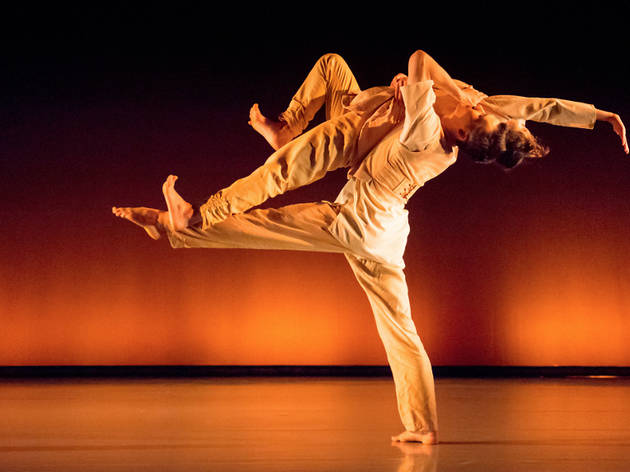 Richard Alston Dance Company/Britten Sinfonia