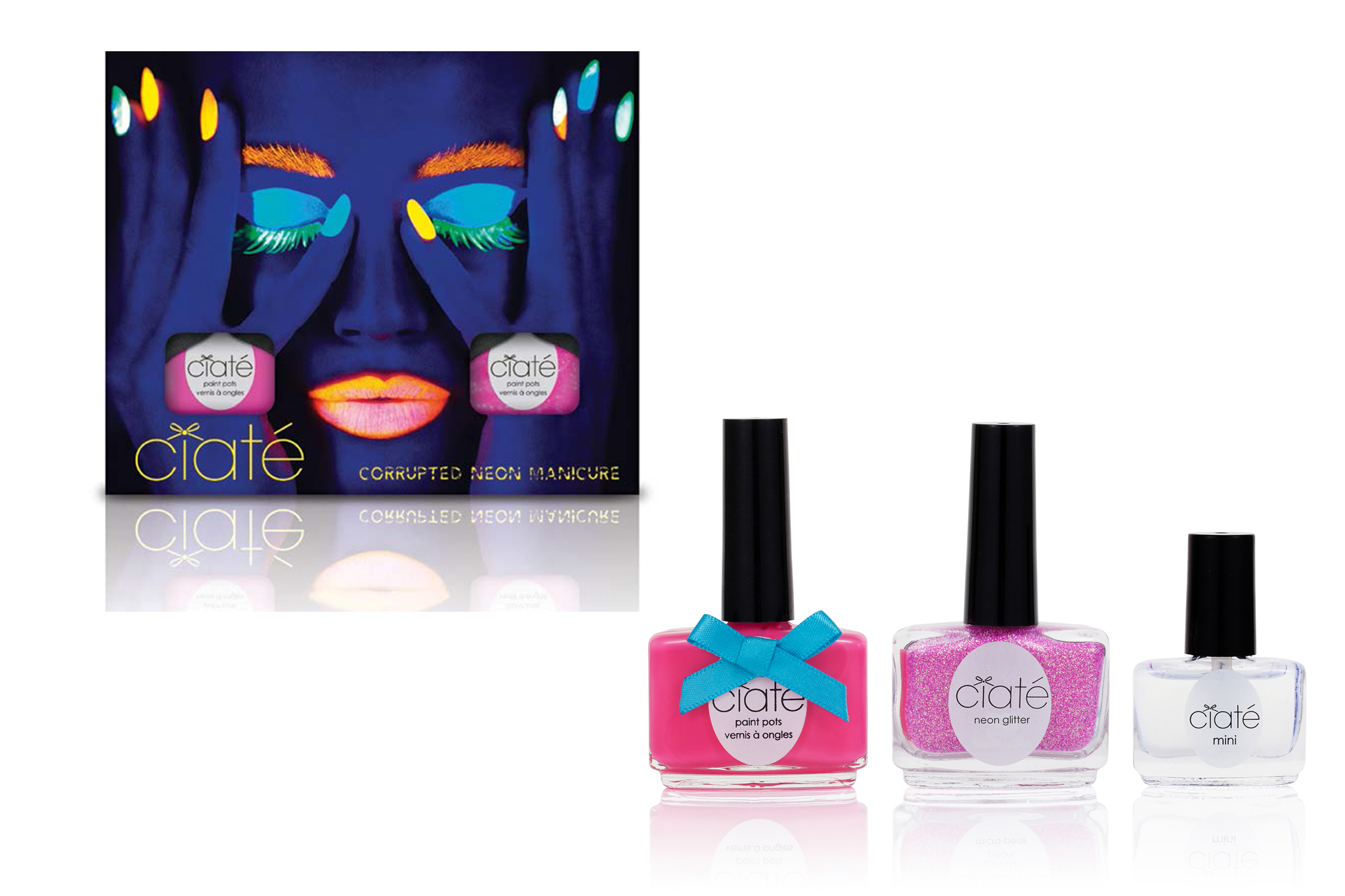 Trend watch: Glow-in-the-dark and black-light–reactive beauty products