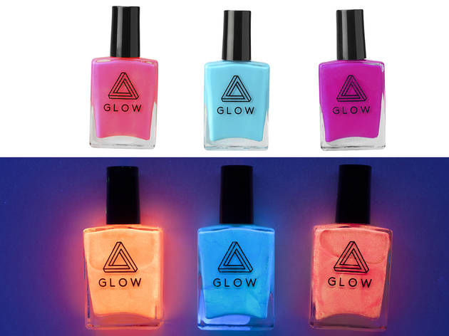 trend watch glowinthedark and blacklight�reactive