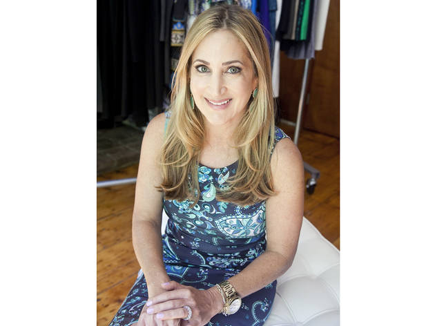 New York City closet case: Dr. Katherine Cohen, IvyWise founder and CEO