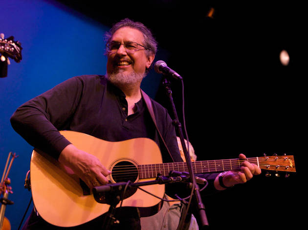 David Bromberg and Larry Campbell
