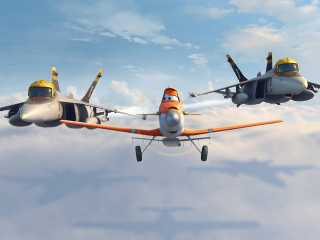 Planes: movie review