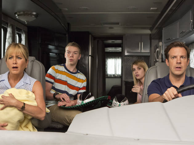 We're the Millers: movie review