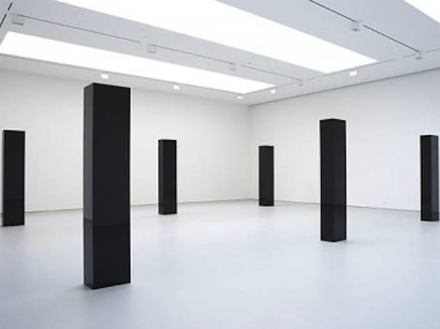 """John McCracken, """"Works from 1963–2011"""""""