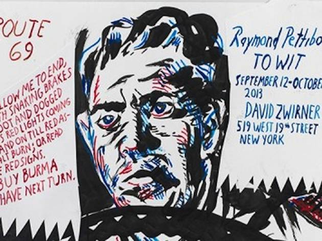 "Raymond Pettibon, ""To Wit"""