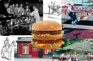 Hamburger history