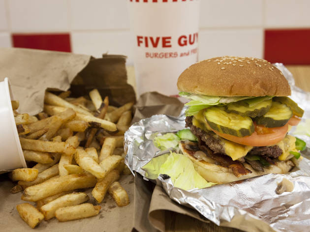 Readers' choice best burgers: Ten NYC classics (2013)