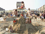 Creative Time Artist Sandcastle Competition 2012
