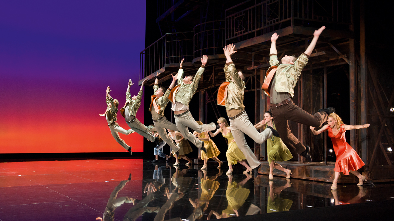 West Side Story at Sadler's Wells