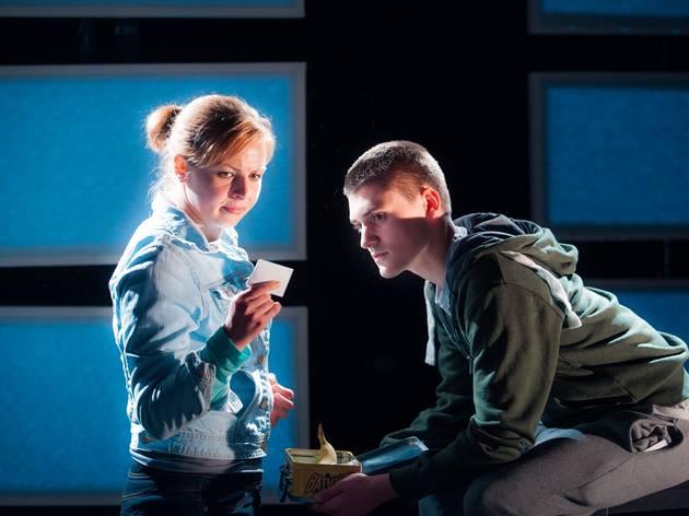 'Chalk Farm' at Edinburgh Fringe Festival 2013