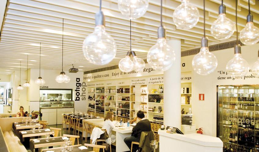 Restaurant-Botiga Matamala