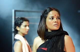 'Nirbhaya' Poorna Jagannathan and  Priyanka Bose