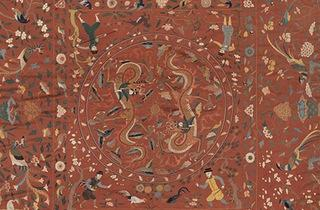 """Interwoven Globe: The Worldwide Textile Trade, 1500–1800"""