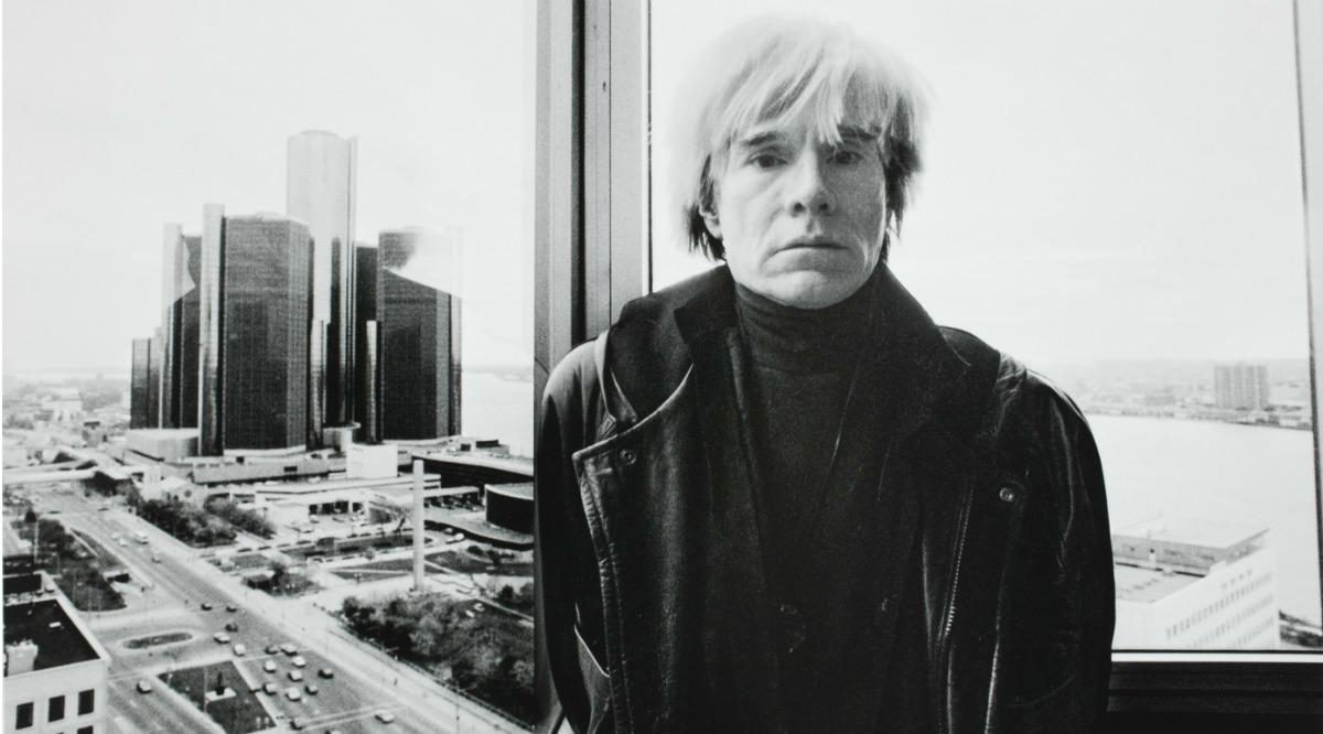 Andy Warhol en la Ciudad de México