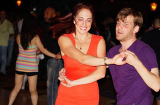 Arriba! Community Dance Party