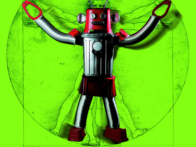 Robot !  (©Botary and Denki)