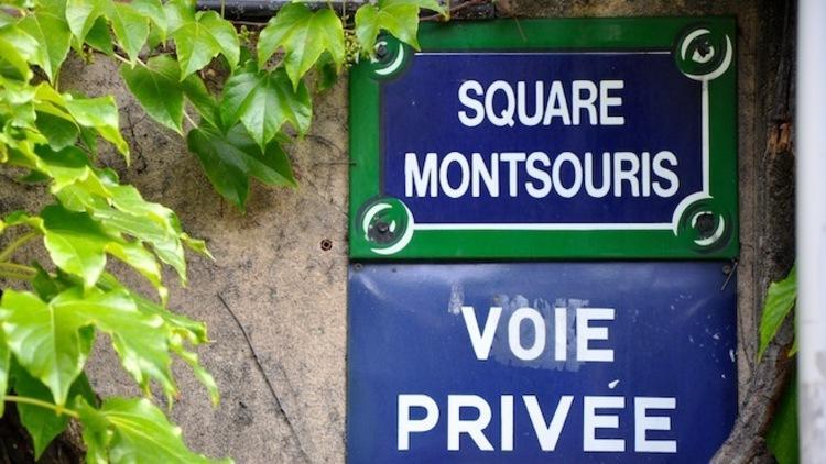 Square Montsouris (© Kevin Berthon)