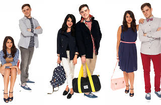 Shopping, clothes, Zena Alkayat, Nick Aveling
