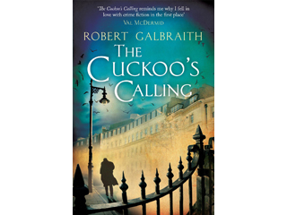 'The Cuckoo's Calling' by Robert Galbraith